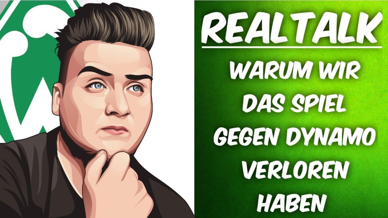 Download SV Werder Bremen - Darum haben wir gegen Dynamo Dresden verloren ! / Realtalk
