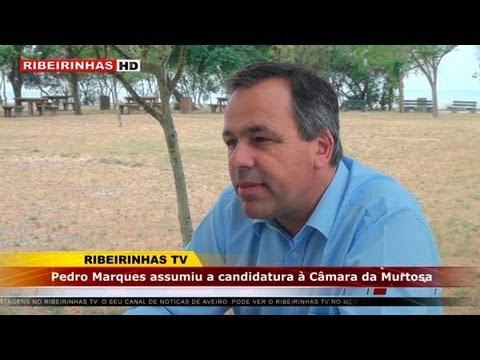 Pedro Marques é candidato à Câmara Municipal da Murtosa pelo CDS/PP