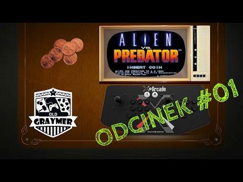 """EmuGraymerki """"Alien vs Predator FinalBurn"""" #1"""