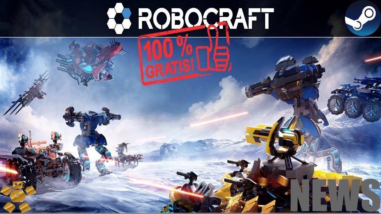 Gratisss   !! Robocraft (Steam)