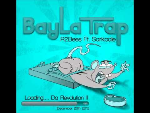 r2bees ft sarkodie bayla trap video