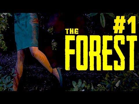 食人族の住む森で父と息子の感動のサバイバル物語【The Forest正式リリース#1】