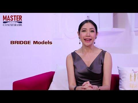 """การพูดเป็นศาสตร์ที่สามารถฝึกฝนได้ ด้วย """"Bridge Model"""""""