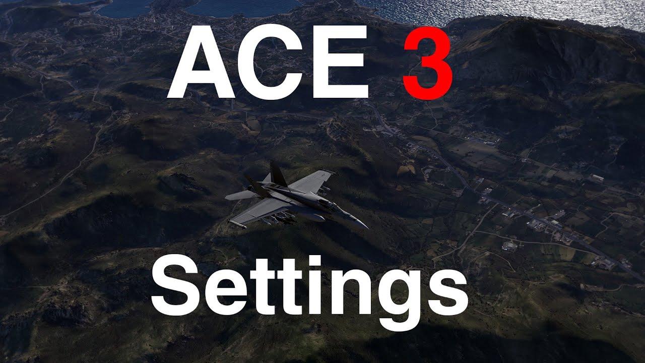 Arma 3 ace 3 tutorials