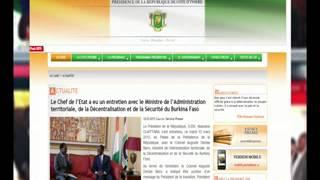 INSTITUTIONS EN LIGNE AFRIQ DU 11 03 2015