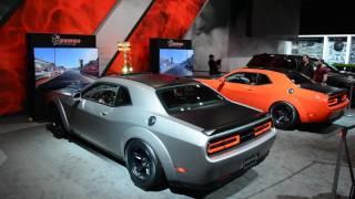 Dodge Demon Drag Race Simulator