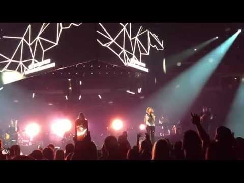 Hillsong United Winter Jam 2014 Concert RAW