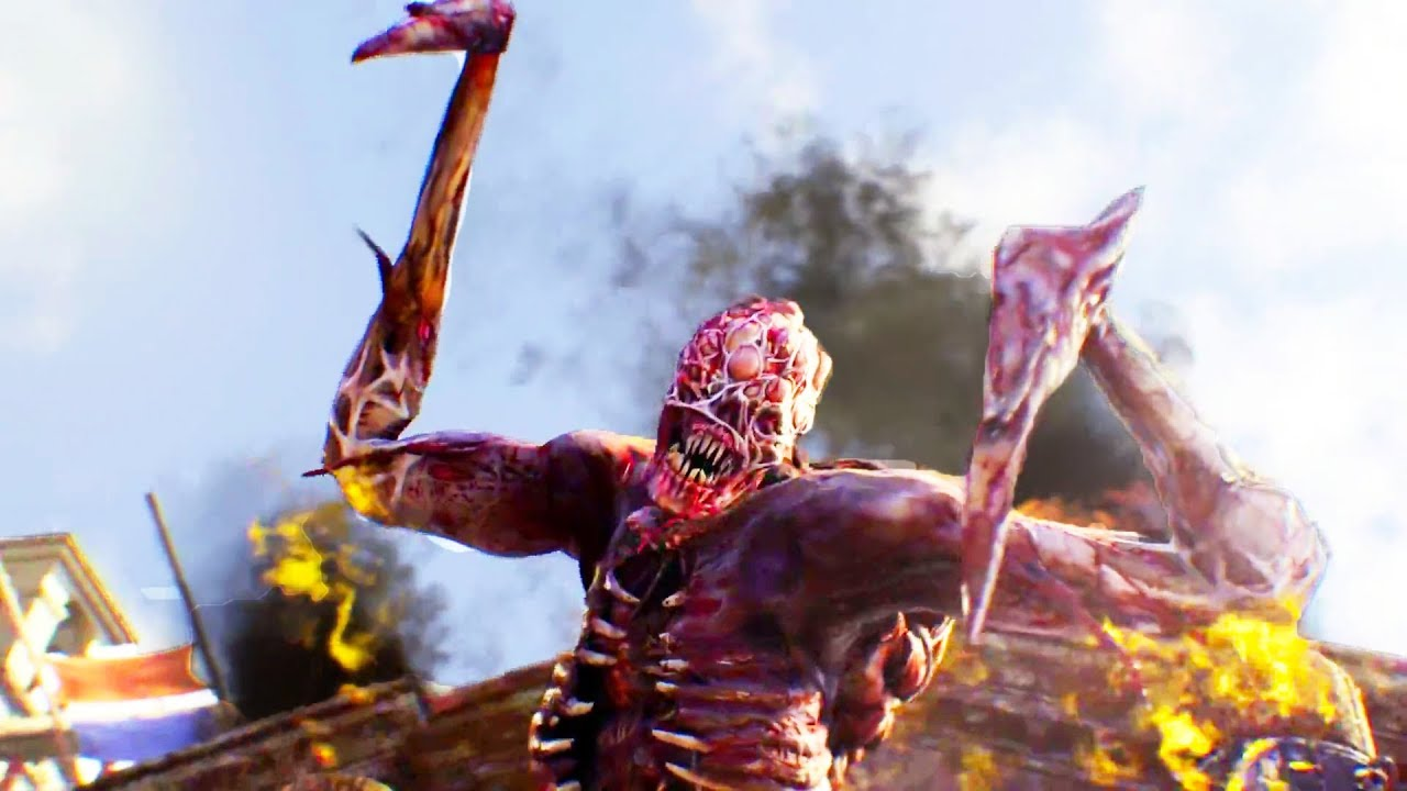 Call Of Duty Black Ops 4 Zombies Official Trailer 2018 Youtube