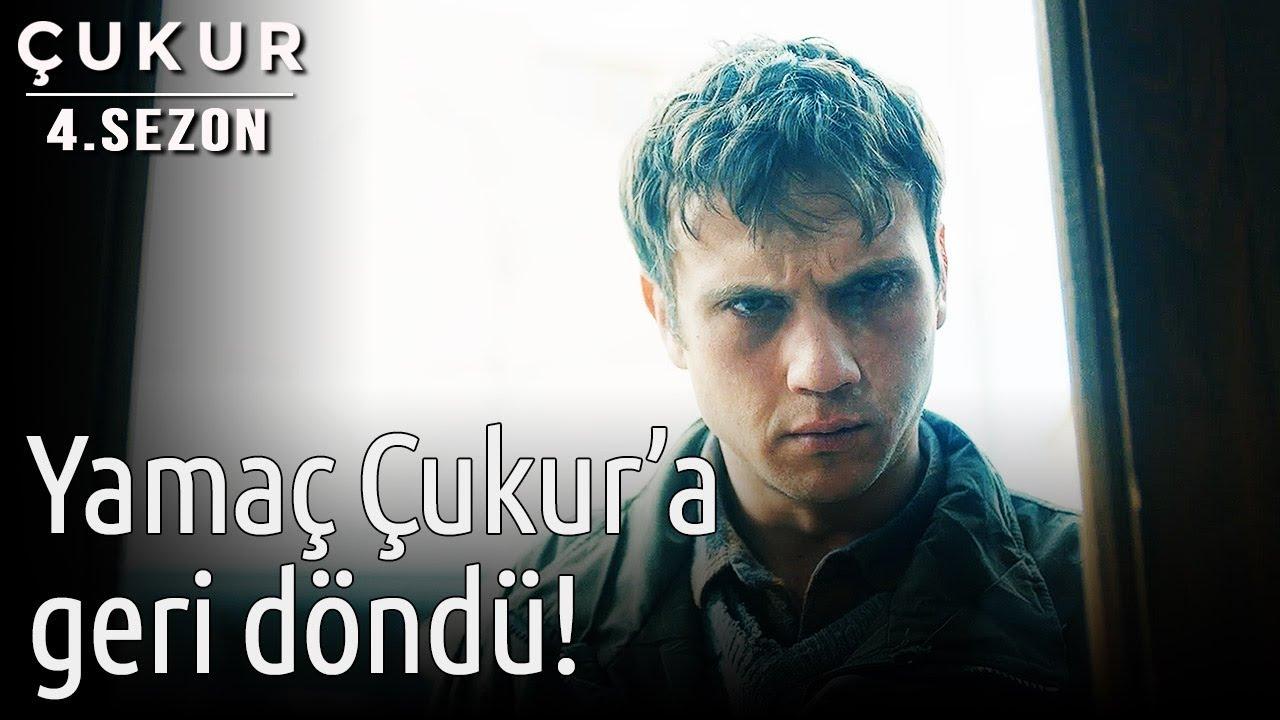 Çukur 4.Sezon 23.Bölüm - Yamaç Çukur'a Geri Döndü!