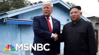 Donald Trump Says Nuclear Talks With North Korea To Resume 'Within Weeks' | Velshi & Ruhle | MSNBC