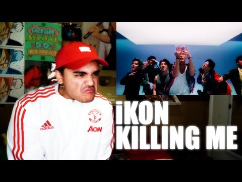 IKON - KILLING ME MV REACTION