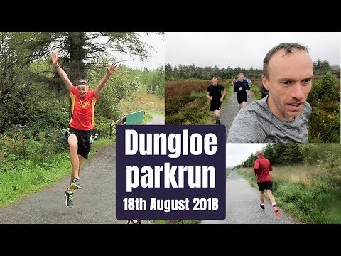 Dungloe parkrun | 18th August 2018 | Here We Are Running