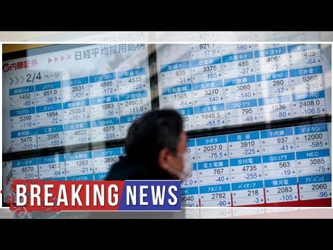 Asia-Pacific Stocks Lower on Gary Cohn Resignation | by News People Today