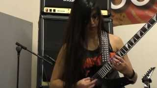 GIRLS THRASH METAL!!