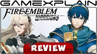 Fire Emblem Warriors - REVIEW (Nintendo Switch) (Video Game Video Review)