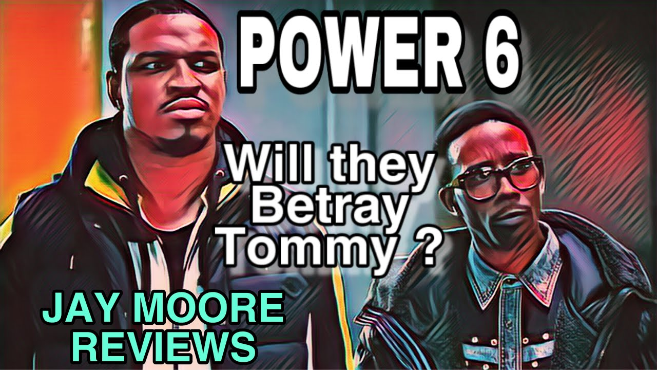 Download WILL TOMMY BE BETRAYED BY HIS CREW? POWER SEASON 6