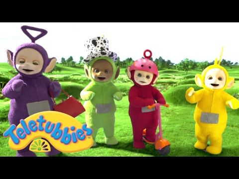 Teletubbies New Series | Favourite Things | Cartoons for Children | 1504