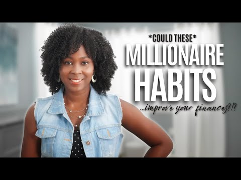 How rich people think about money | MILLIONAIRE HABITS | Frugal Living