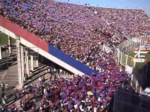 HINCHADA DE SAN LORENZO DE ALMAGRO - 34.0KB