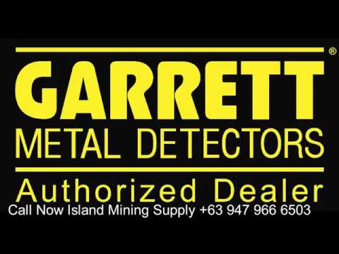 Garrett AT Gold Metal Detector Philippines