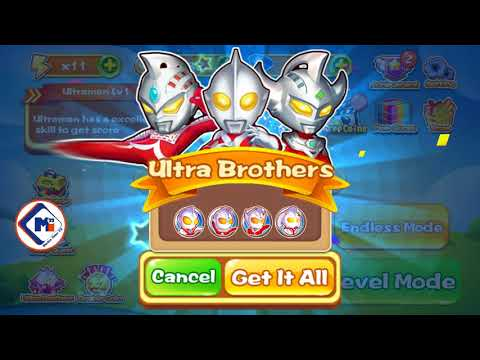 Best Game Ultraman For Android