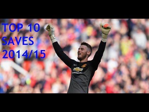 David De Gea - Best Saves ● Manchester United 2014/2015 HD