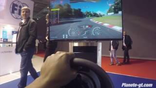 Gran Turismo Sport Gameplay  (Direct Sound) - Nurburgring  (Wheel Cam GoPro)
