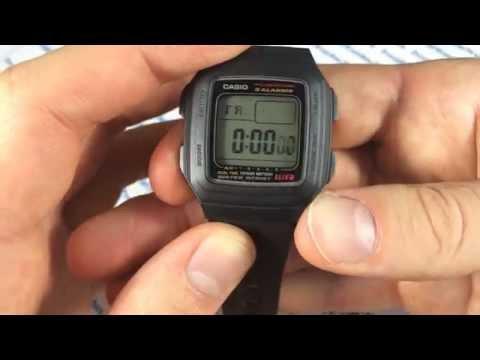 Как отличить оригинальные часы Casio от подделки