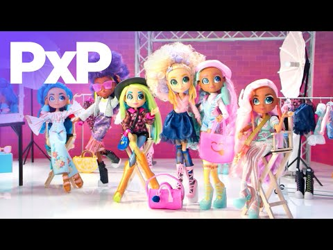 Hit the runway with Just Play's Hairdoables Hairmazing Fashion Dolls! | A Toy Insider Play by Play