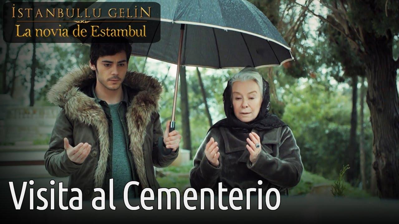 La Novia De Estambul - Visita al Cementerio