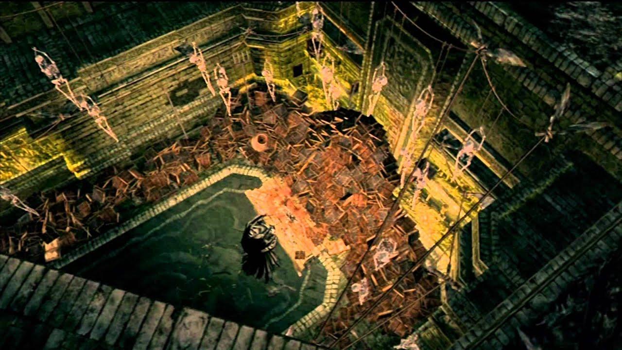 Dark Souls Pinwheel Room