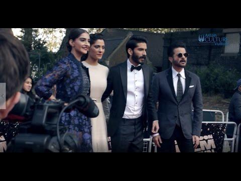 Sonam Kapoor Mirzya European Premiere BFI #LFF