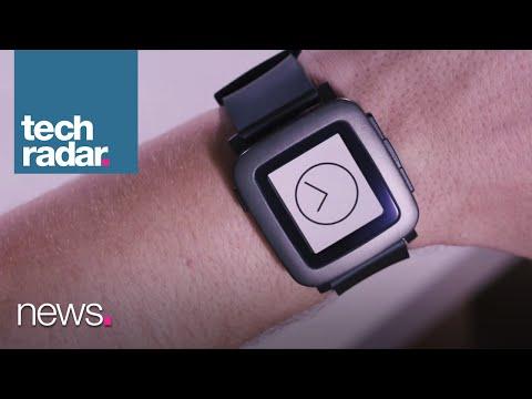 TechRadar Talks - Stop: Pebble Time