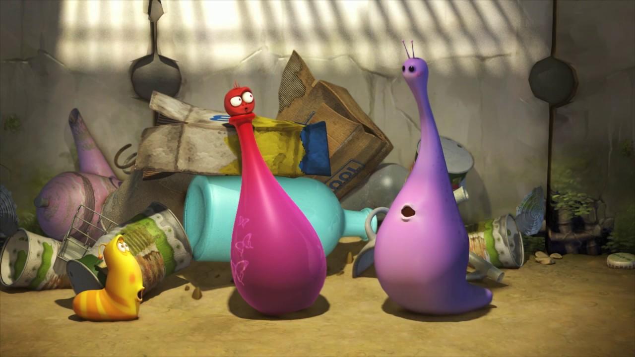 Download LARVA - Season 1 Episode 61 - 75   Full Episode Compilation   Happy Kids - Funny Cartoons