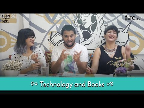 BoTCast Episode 14 feat. Jose Covaco - Books and Tech!