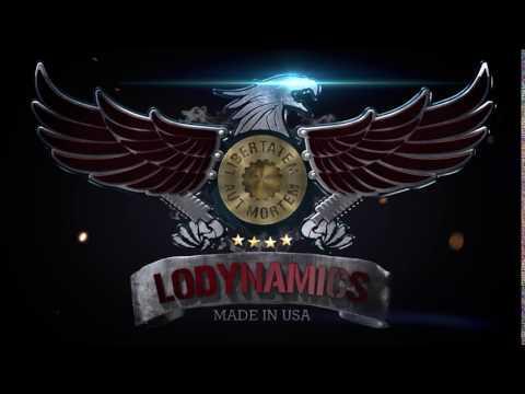 Lodynamics CGI Logo