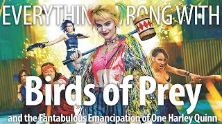 Everything Wrong With Birds of Prey In Harley Minutes Or Less