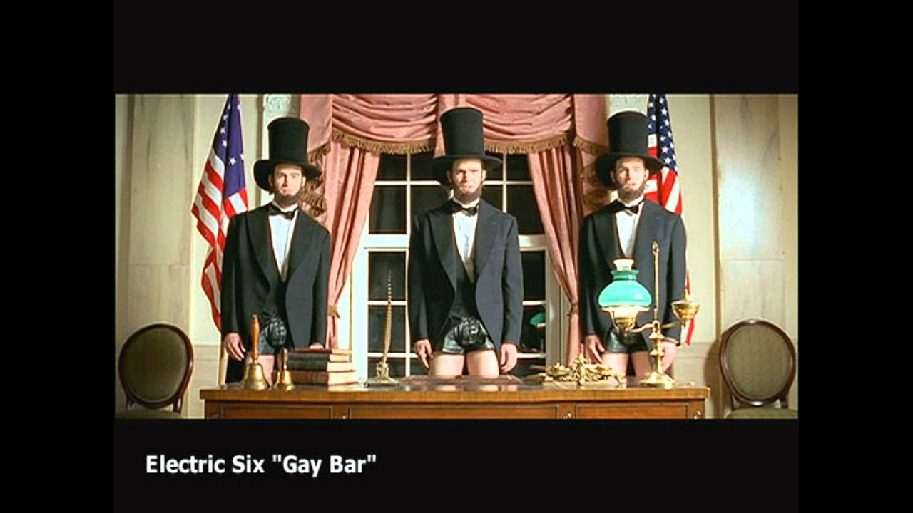 electric six gay bar mp3