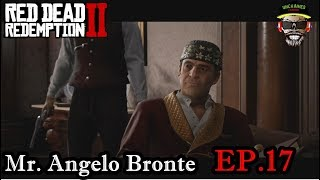 Red Dead Redemption 2 - Mr.Angelo Bronte (EP.17) TH