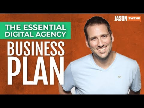 THE BUSINESS PLAN EVERY DIGITAL MARKETING AGENCY NEEDS | AGENCY PLAYBOOK