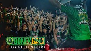 HEBOH Chant Bonek Di Bali - Barito Putera U19 vs Persebaya U19