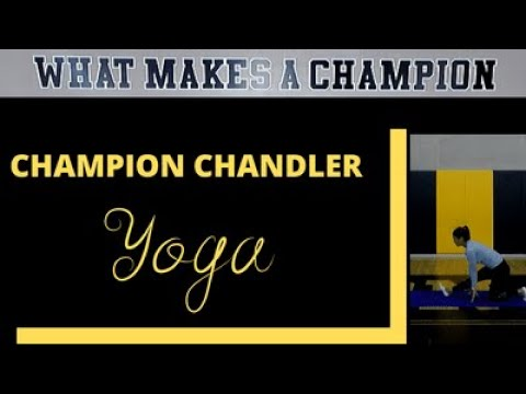 Champion Chandler Yoga Week!!!