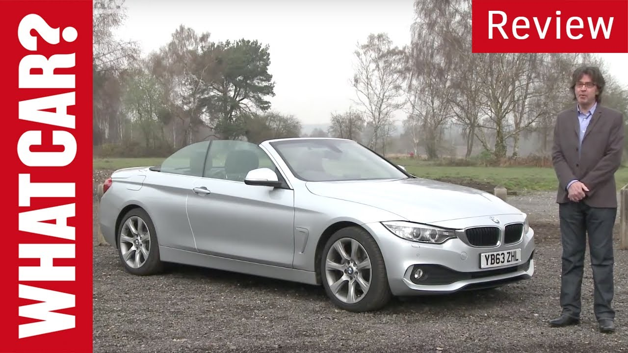 2014 BMW 4 Series Convertible review - What Car?