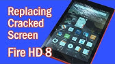 Amazon Kindle Fire Screen Repair & Disassemble - YouTube
