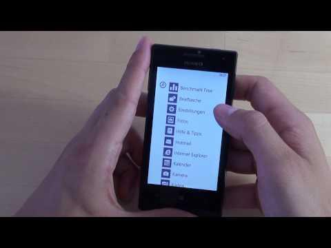 Huawei Ascend W1 - Zusammenfassung