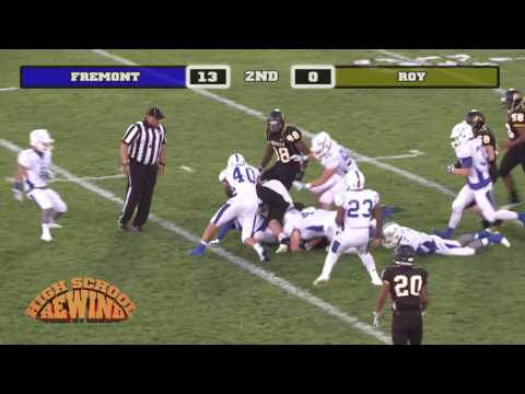 High School Rewind - Fremont @ Roy (Football) {9-16-16}