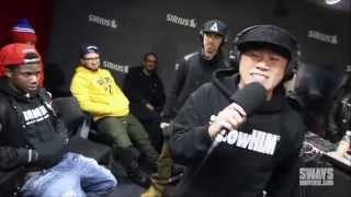 MC Jin Freestyles TWICE in Sway in the Morning