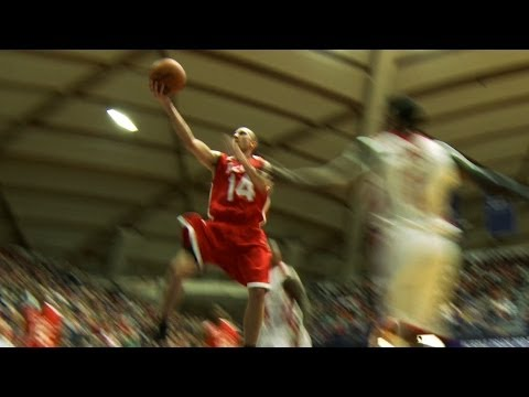Steve Blake Lockout Highlights - Portland