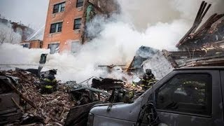 East Harlem Fire(VIDEO): At Least 3 Dead, 63 Hurt as Gas Explosion Hits East Harlem