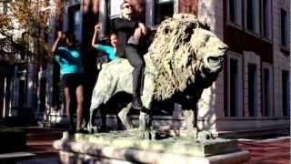 Columbia Style  Gangnam Style Parody